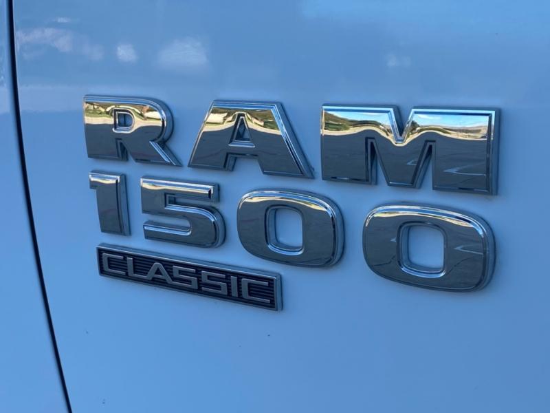 RAM 1500 Classic 2019 price $28,999