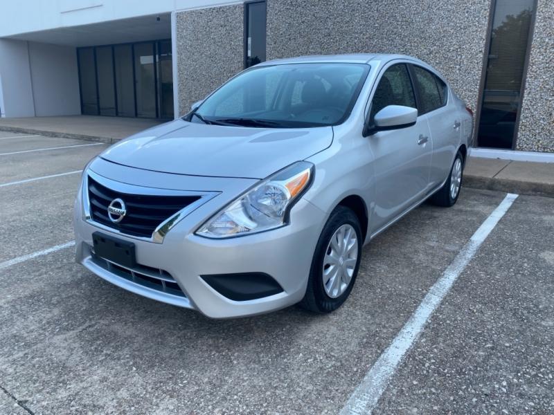 Nissan Versa 2019 price $12,999