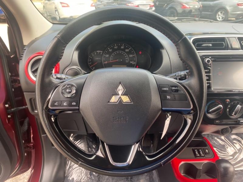 Mitsubishi Mirage 2019 price $9,999