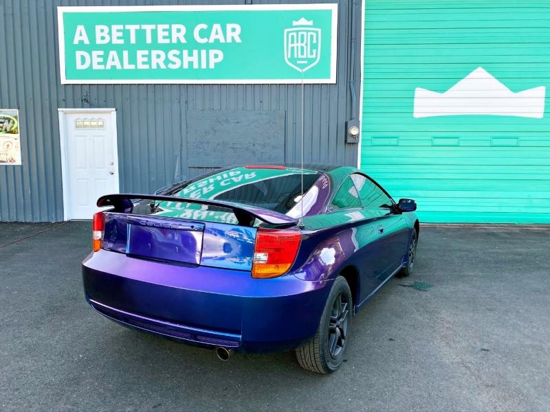Toyota Celica 2000 price $8,499