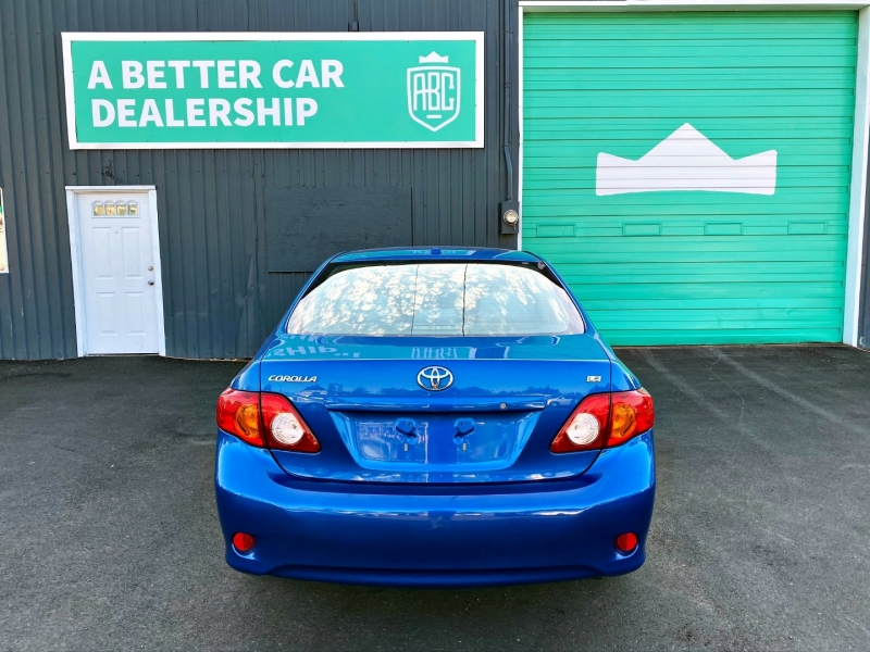 Toyota Corolla 2009 price $6,499