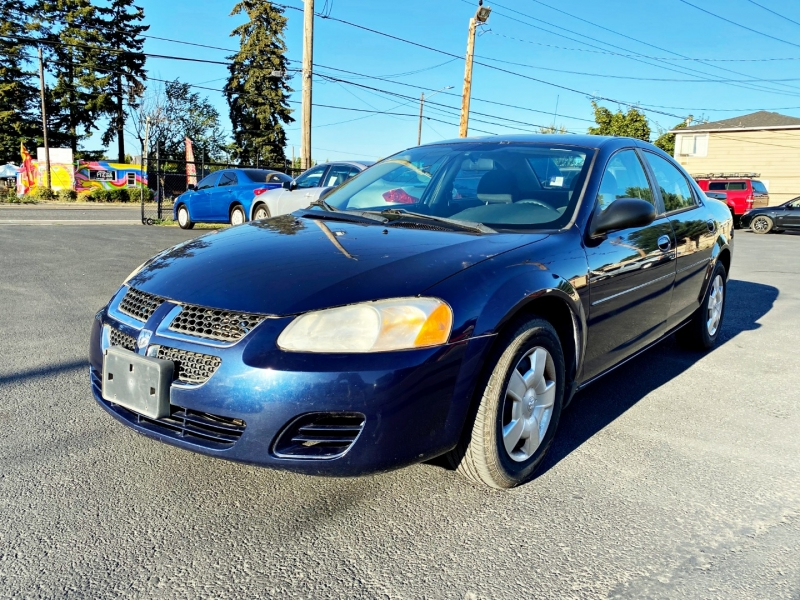 Dodge Stratus Sdn 2006 price $2,999