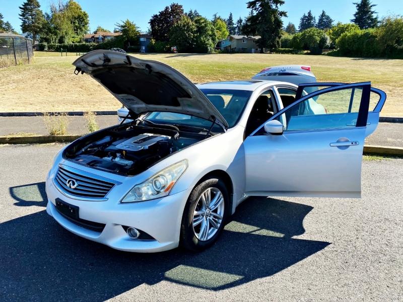 Infiniti G37 Sedan 2010 price $7,499