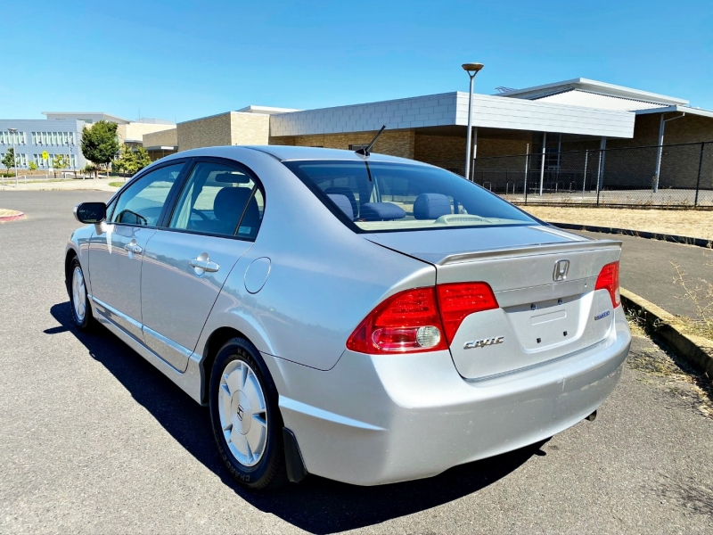 Honda Civic Hybrid 2006 price $5,499