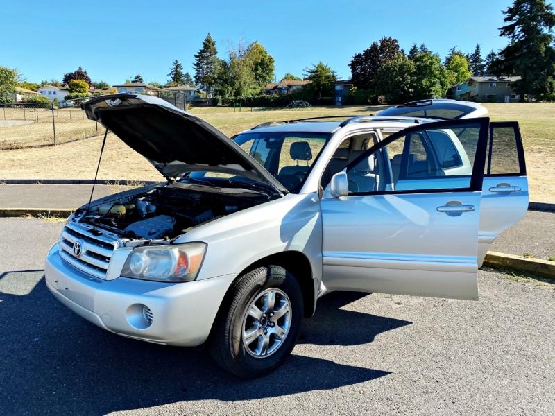 Toyota Highlander 2007 price $5,499