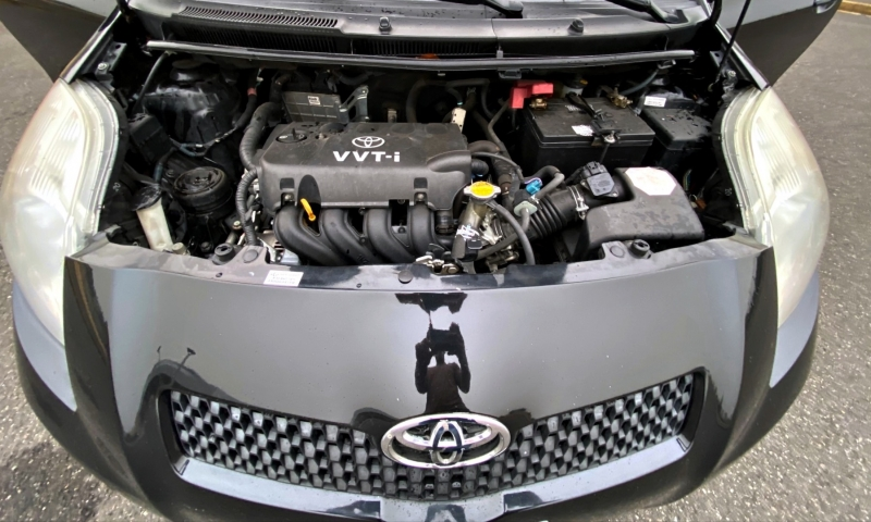 Toyota Yaris 2008 price $4,499