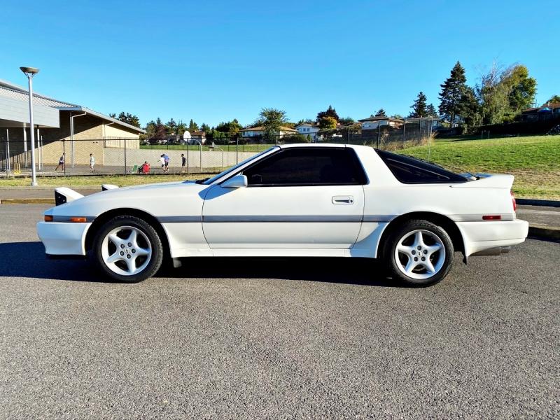 Toyota Supra 1990 price $17,995