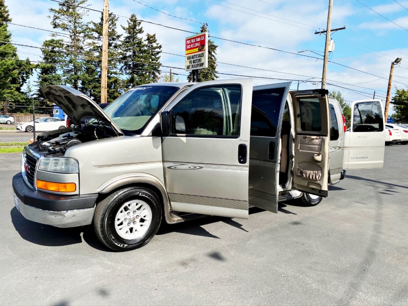 GMC Savana Cargo Van 2003 price