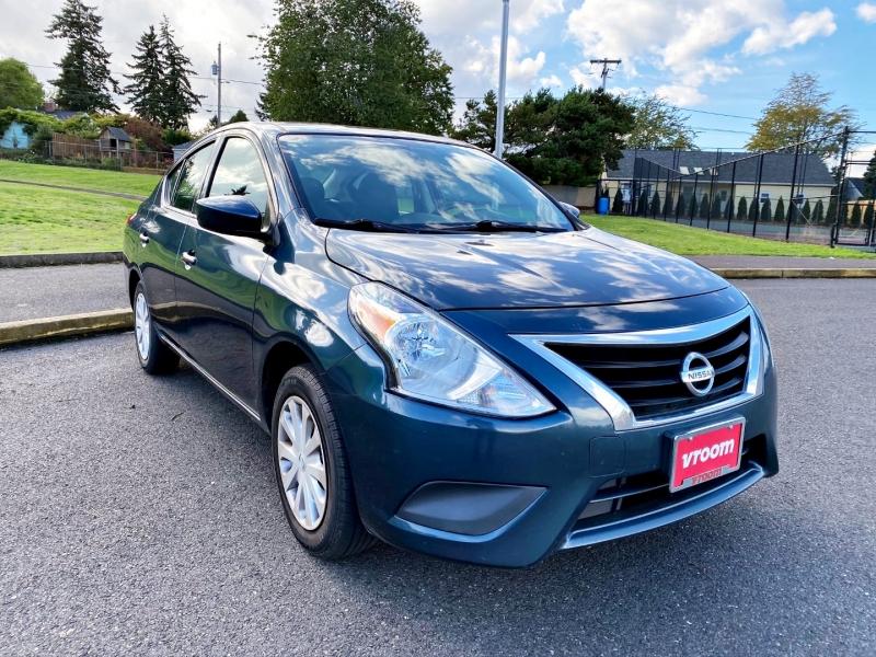 Nissan Versa Sedan 2017 price $6,995