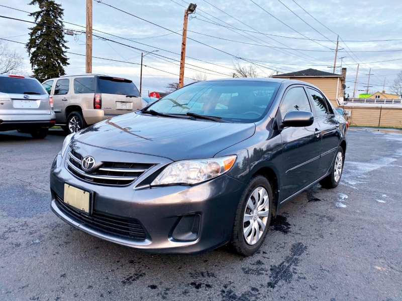 Toyota Corolla 2013 price $5,499