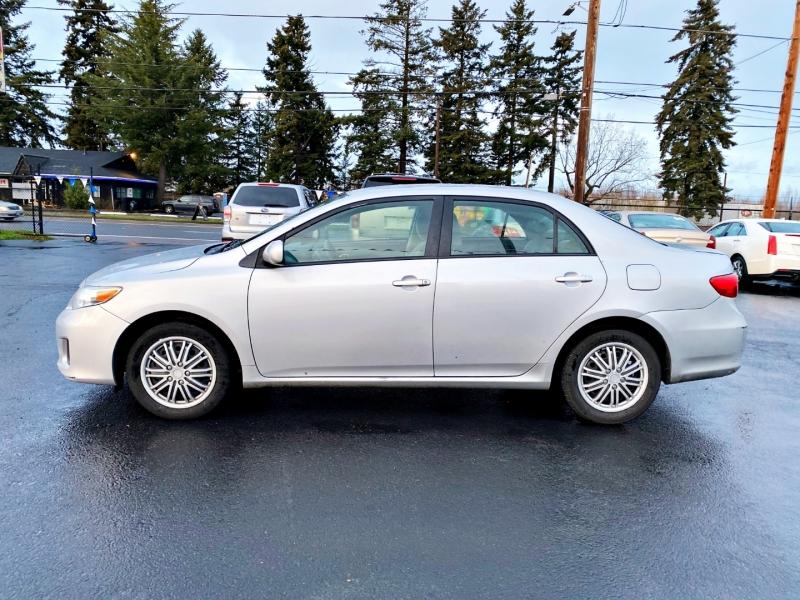 Toyota Corolla 2012 price $3,295