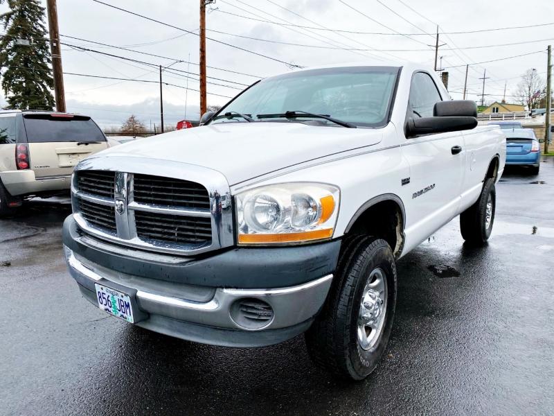 Dodge Ram 2500 2006 price $5,999