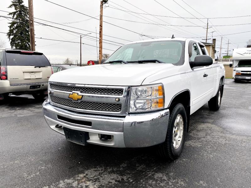 Chevrolet Silverado 1500 2012 price $11,499