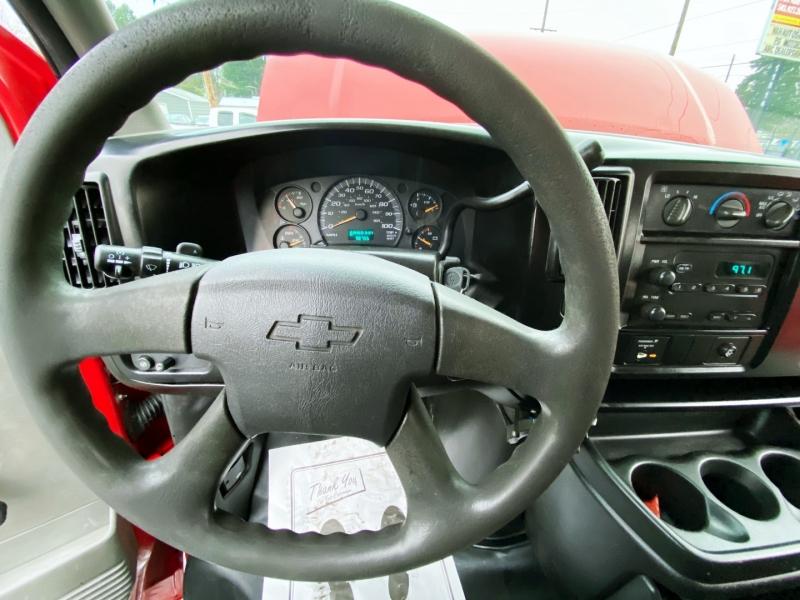 Chevrolet Express Passenger 2007 price $10,999