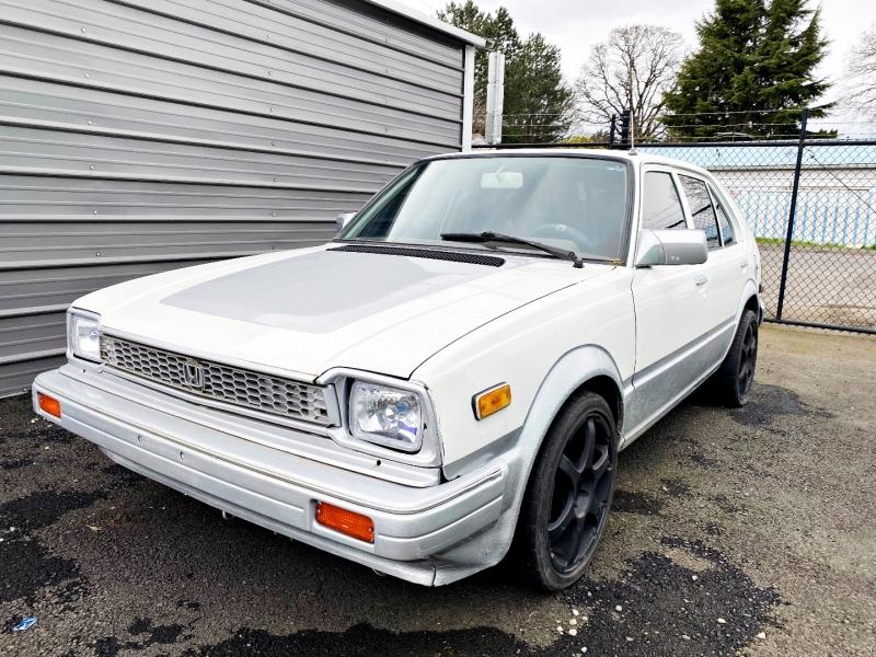 Honda Civic 1982 price $4,999