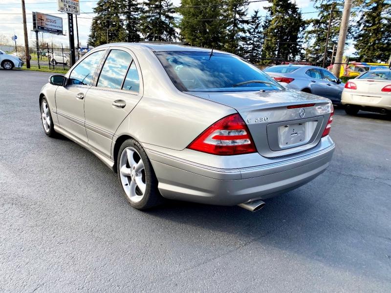 Mercedes-Benz C-Class 2005 price $4,499
