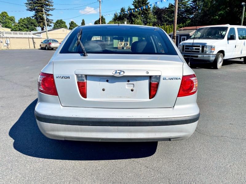 Hyundai Elantra 2005 price $3,795