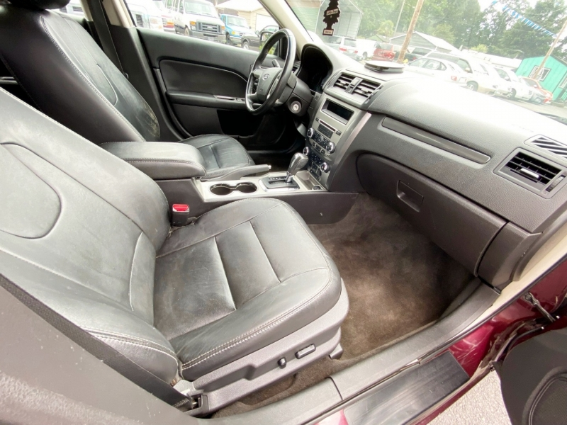 Ford Fusion 2012 price $6,495