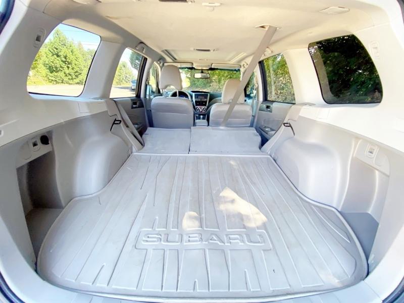 Subaru Forester (Natl) 2009 price $6,995