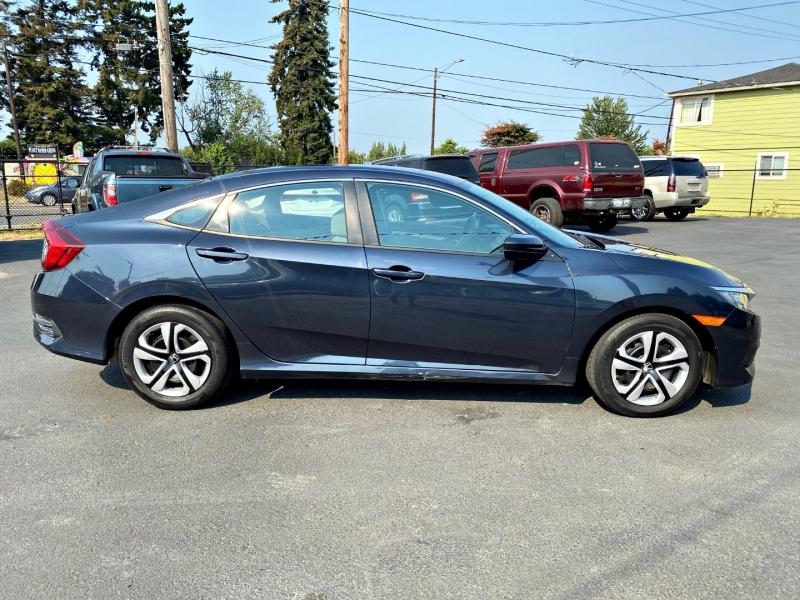 Honda Civic Sedan 2018 price $13,995