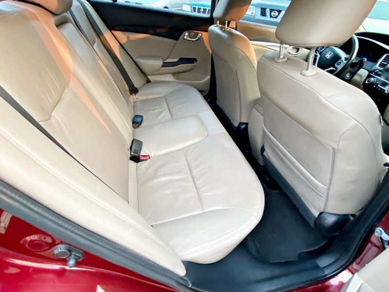 Honda Civic Sdn 2013 price $9,495
