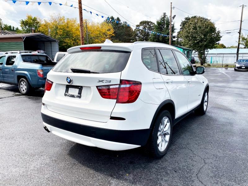 BMW X3 2012 price $12,995