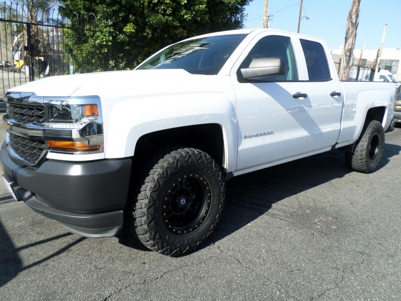Chevrolet Silverado 1500 2018 price $28,750