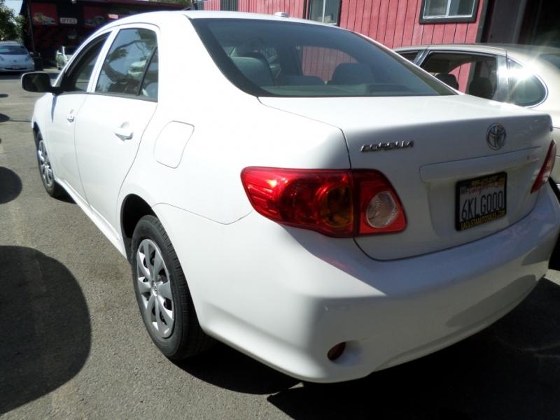 Toyota Corolla 2010 price $7,950