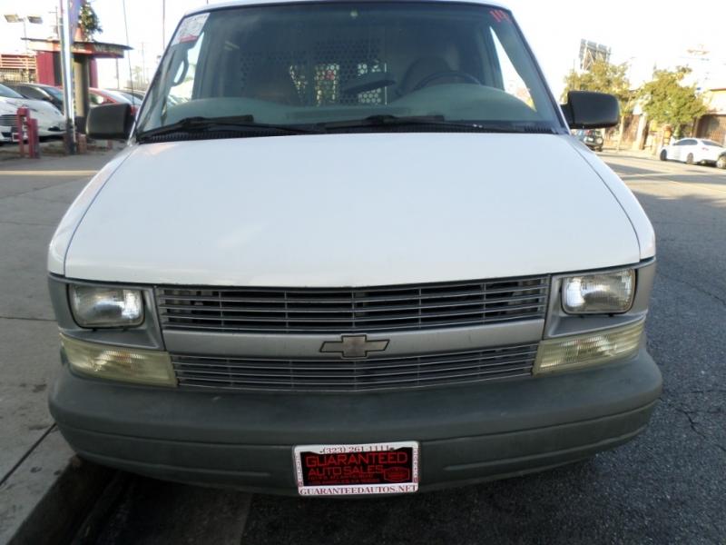 Chevrolet Astro Cargo Van 2005 price $5,450