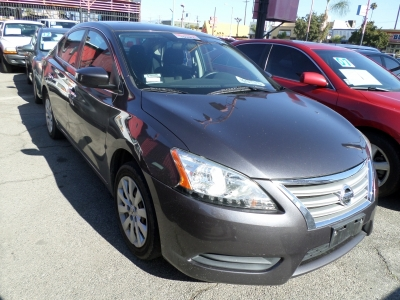 Used Nissan Sentra East Los Angeles Ca