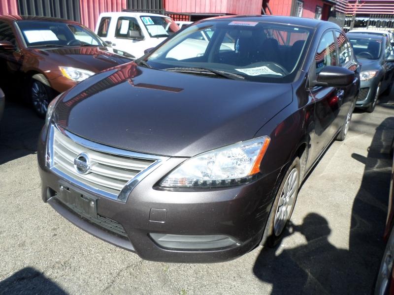 Nissan Sentra 2014 price $8,950