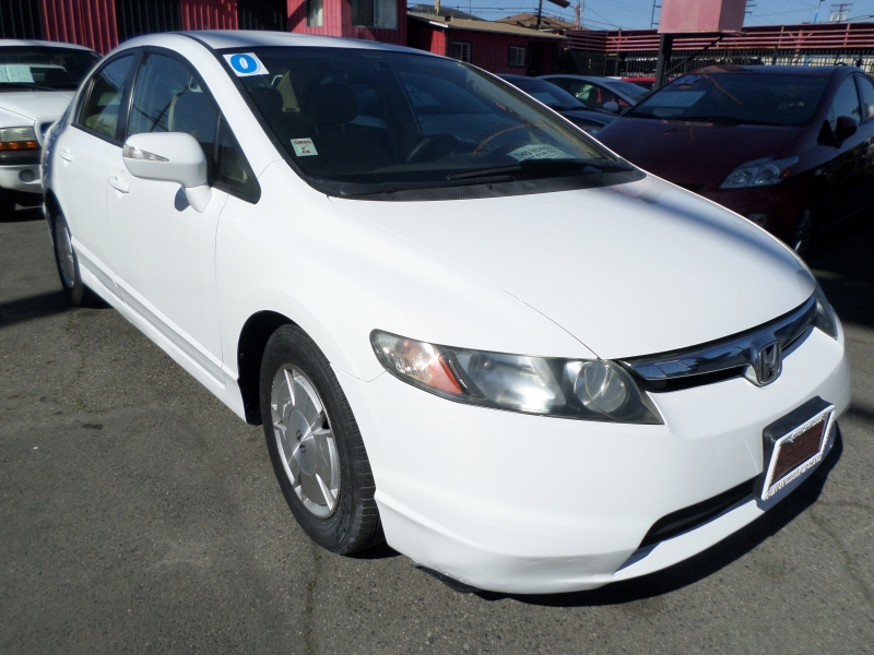Honda Civic Hybrid 2007 price $5,950