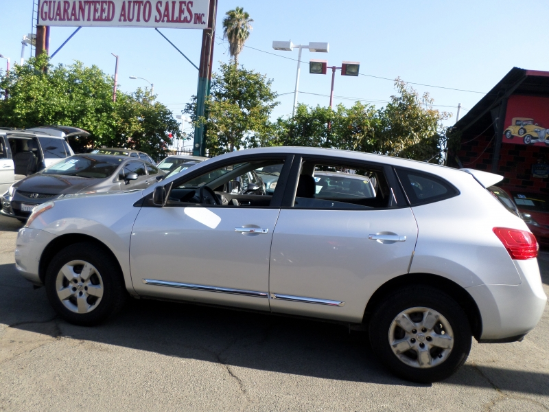 Nissan Rogue 2012 price $9,950
