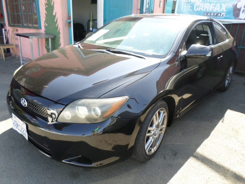 Scion tC 2008 price $7,950