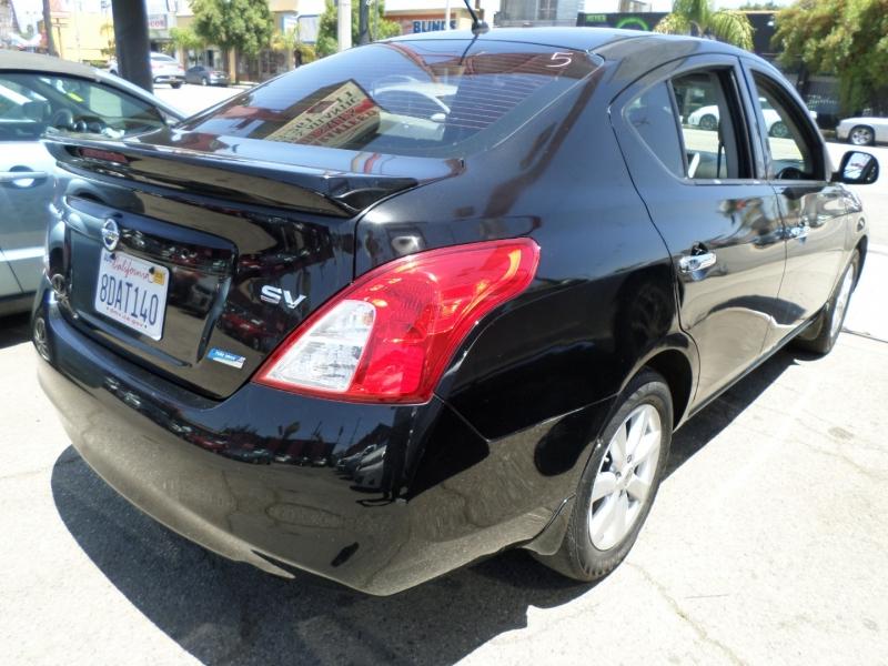 Nissan Versa 2014 price $8,950