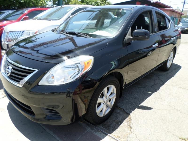 Nissan Versa 2014 price $8,450