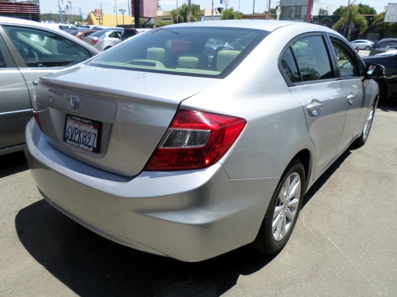 Honda Civic Sdn 2012 price $9,450