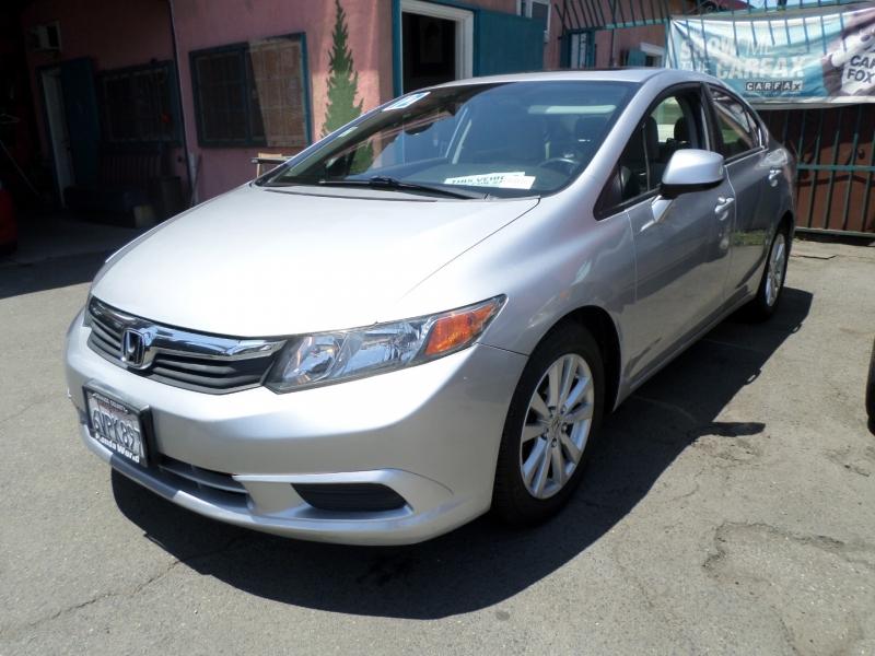 Honda Civic Sdn 2012 price $9,450