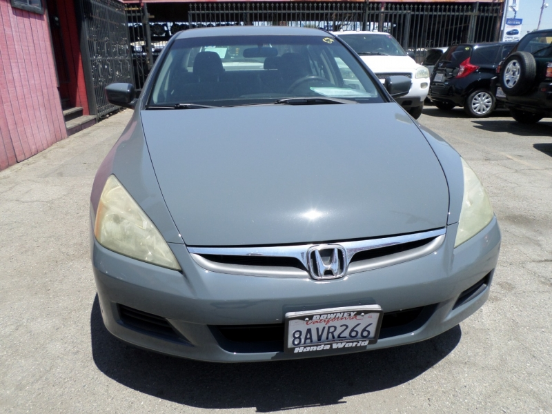 Honda Accord Sdn 2007 price $7,950