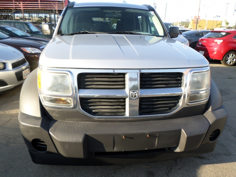 Dodge Nitro 2007 price $6,950
