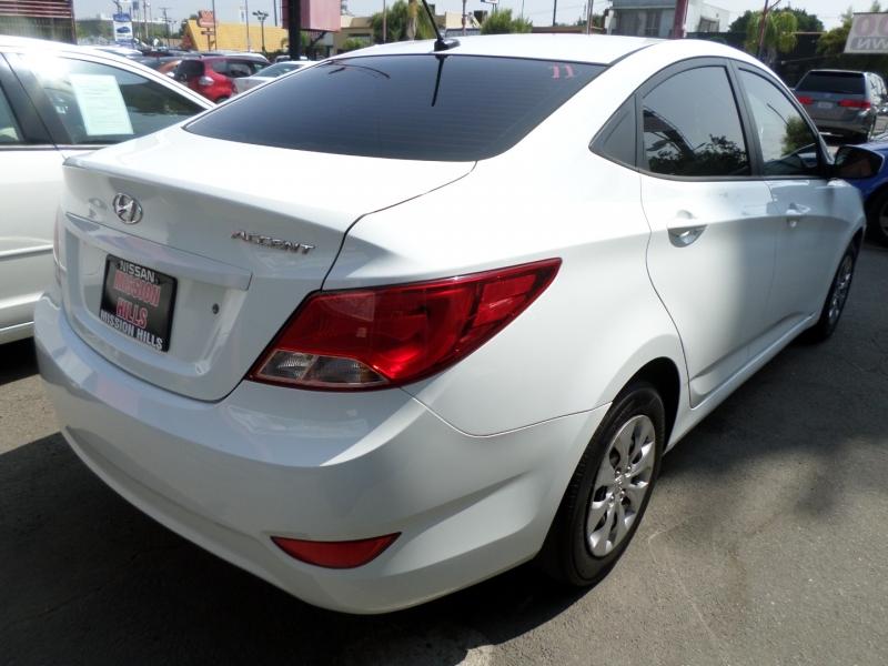 Hyundai Accent 2015 price $8,450