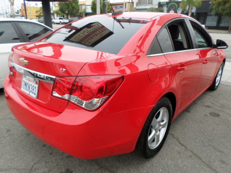 Chevrolet Cruze Limited 2016 price $9,950