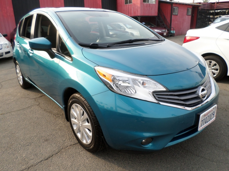 Nissan Versa Note 2016 price $9,450