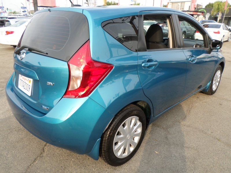Nissan Note 2016 price $8,950