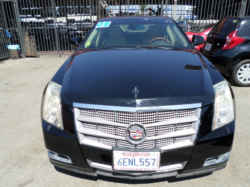 Cadillac CTS 2008 price $10,950