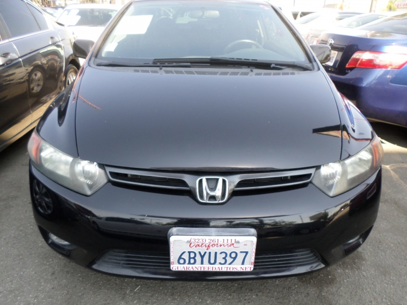 Honda Civic Cpe 2008 price $8,950