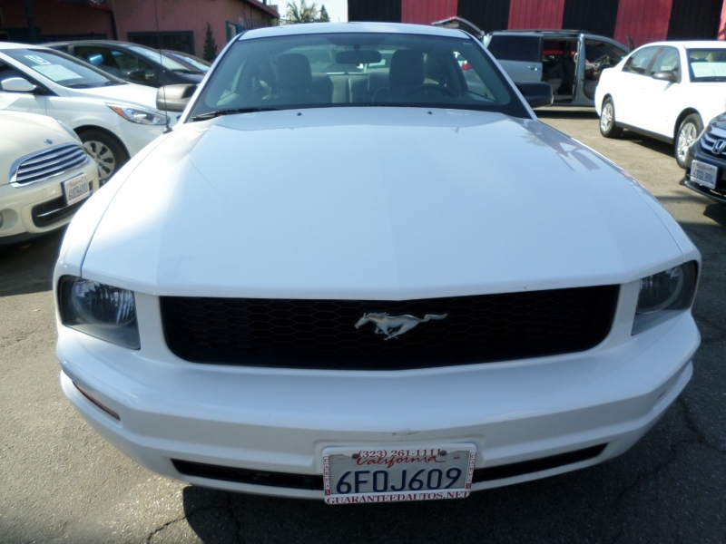 Ford Mustang 2009 price $9,250