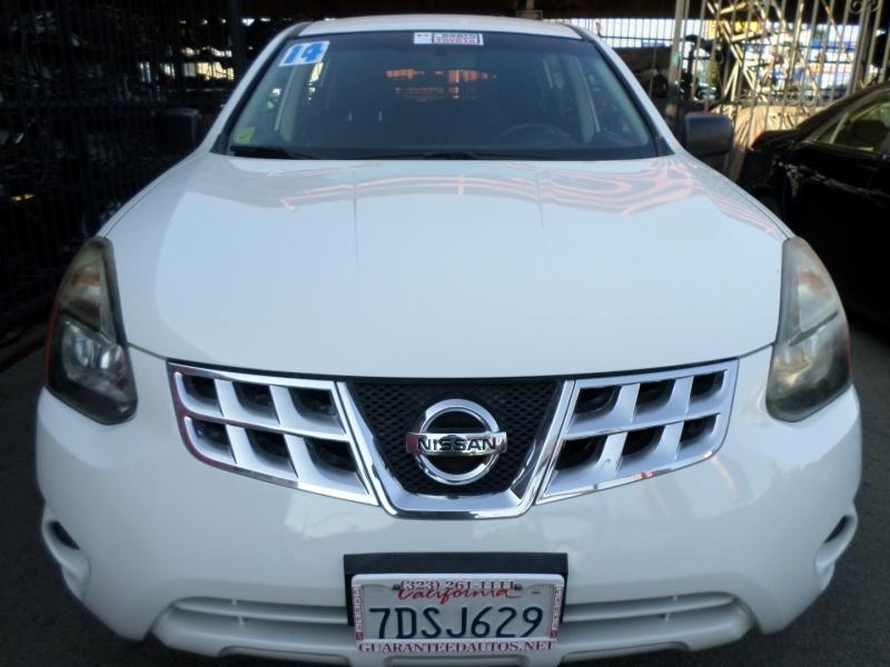 Nissan Rogue Select 2014 price $9,450
