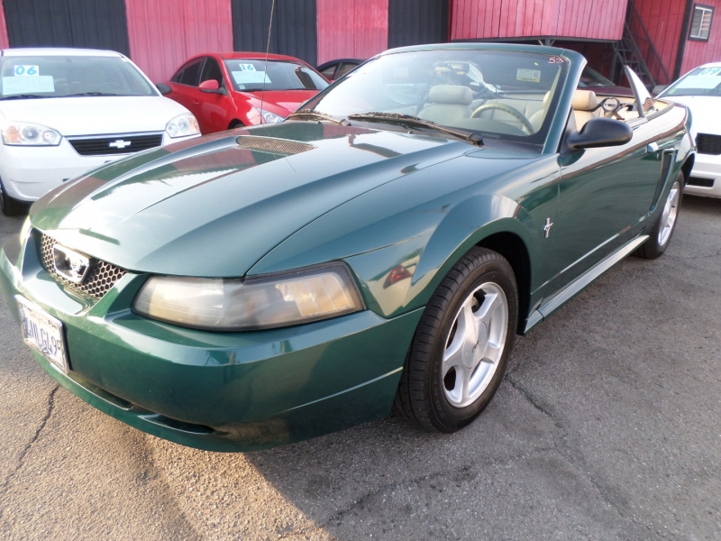Ford Mustang 2001 price $6,450