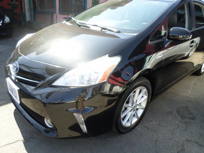 Toyota Prius v 2012 price $10,950